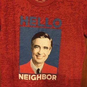 Tops - Mister Rogers Neighborhood | Size Small | NWT